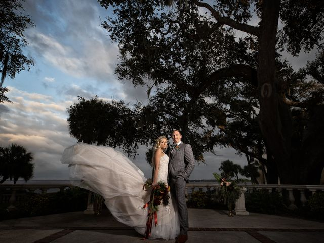Paige and Marshal's Wedding in Orange Park, Florida 32