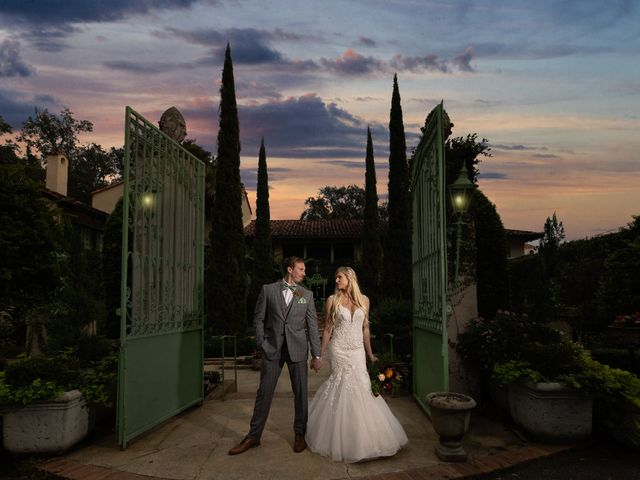 Paige and Marshal's Wedding in Orange Park, Florida 1
