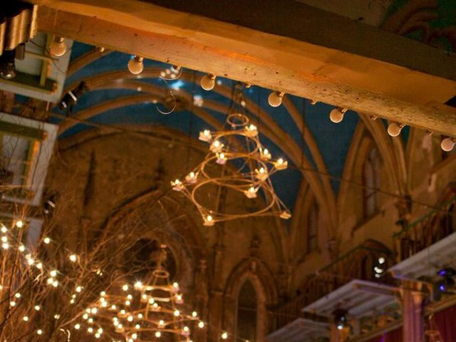 Tana and Scott's Wedding in New York, New York 8