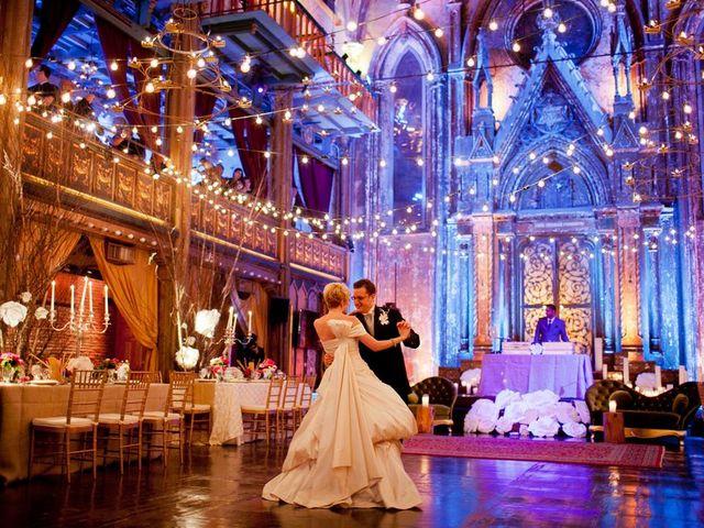 Tana and Scott's Wedding in New York, New York 9