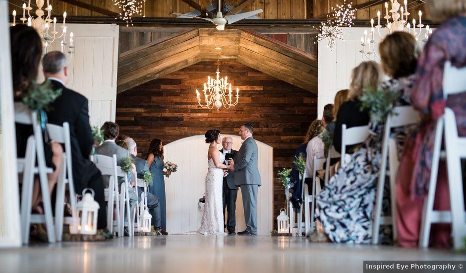 David and Aimee's Wedding in Oswego, Illinois