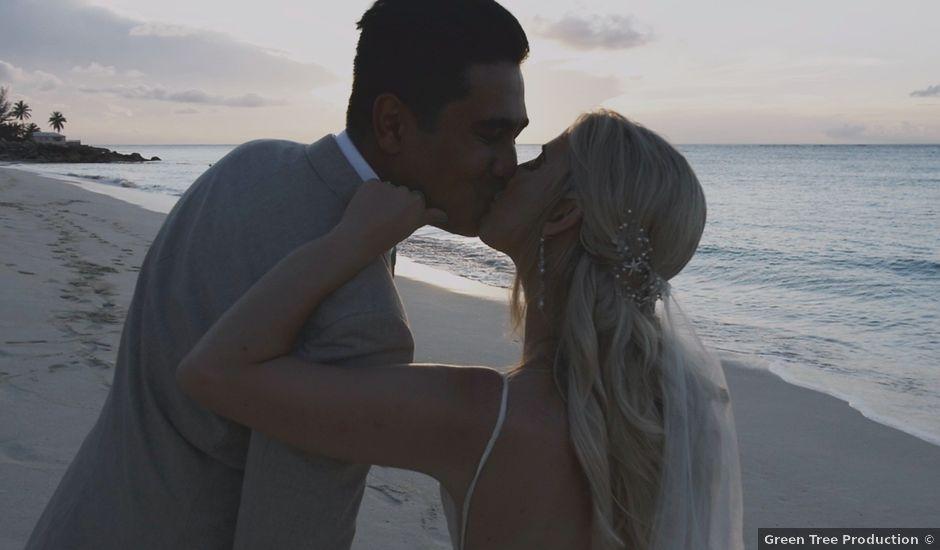 Amir and Lindsay's Wedding in Nassau, Bahamas