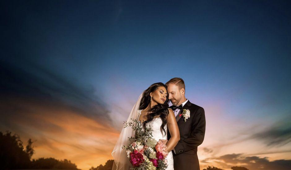 Scott and Dyna's Wedding in Boynton Beach, Florida