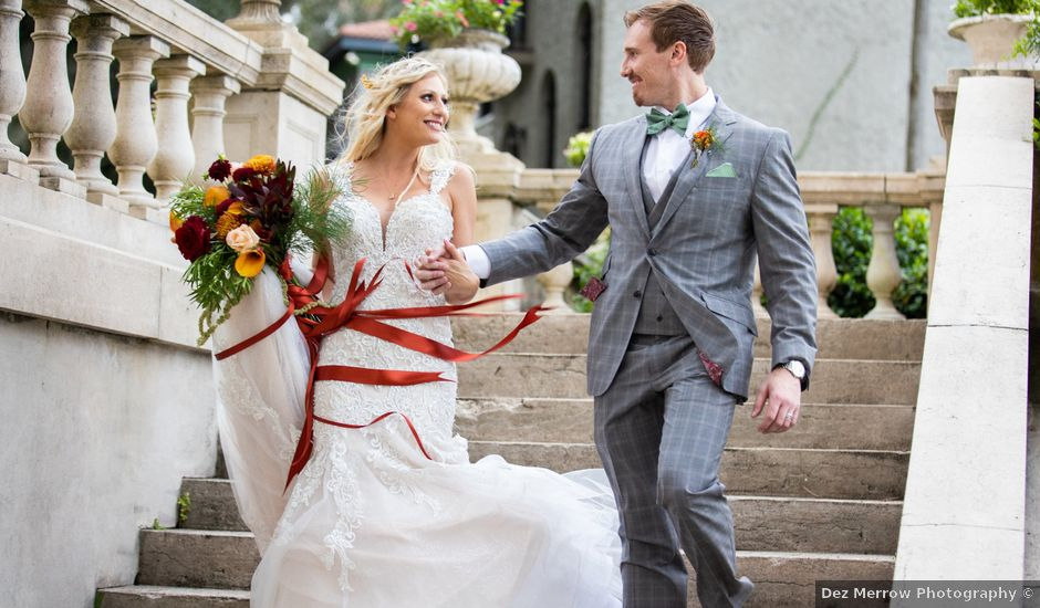 Paige and Marshal's Wedding in Orange Park, Florida