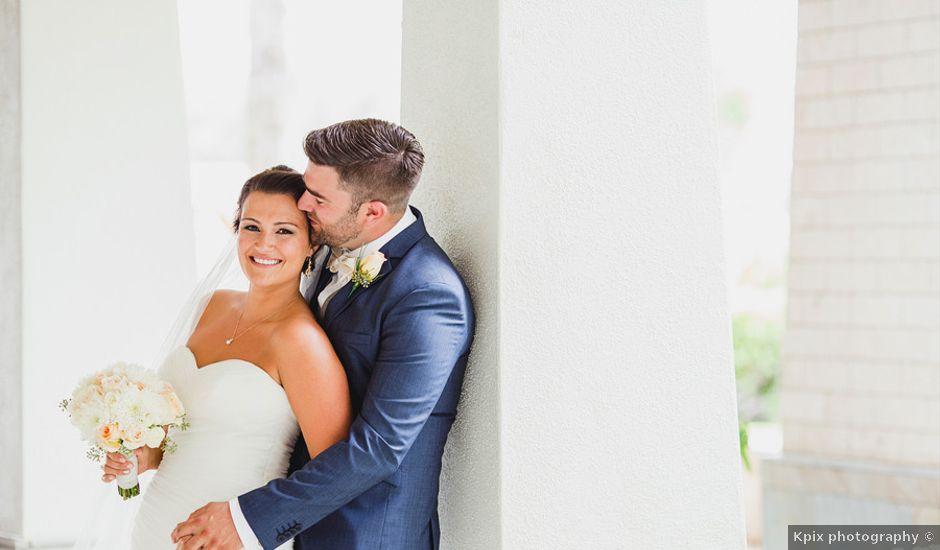 Erin and Kierran's Wedding in Kapolei, Hawaii
