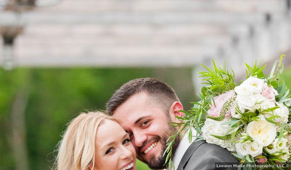 Megan and James's Wedding in East Pittsburgh, Pennsylvania