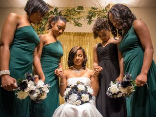 Kordell and DeNondrea's Wedding in Grenada, Mississippi 3
