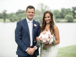 The wedding of Ines and Robert