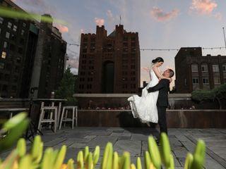 The wedding of Nicole and Derrick 3