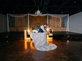 The wedding of Marlee and Aaron 2