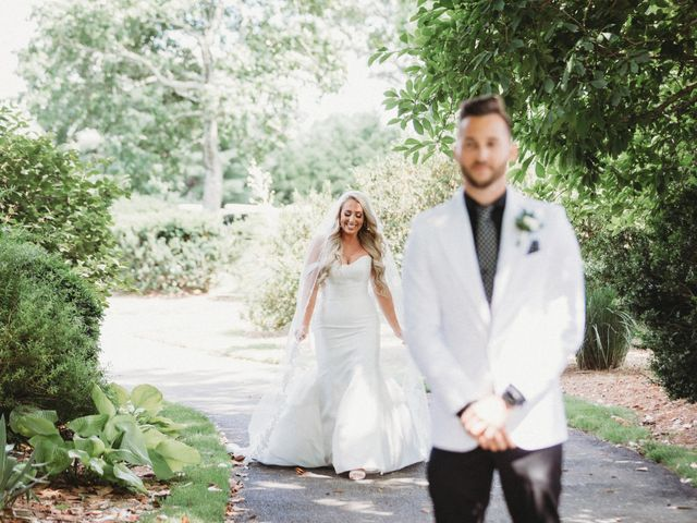 Chris and Taylor's Wedding in Vineland, New Jersey 7