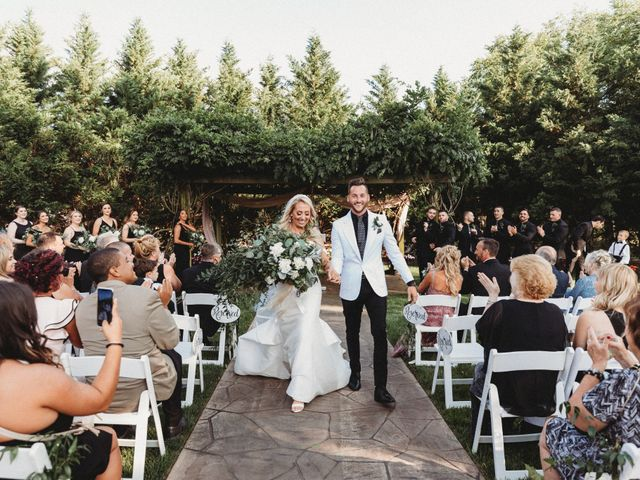 Chris and Taylor's Wedding in Vineland, New Jersey 13