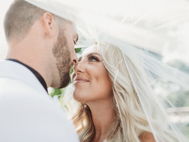 Chris and Taylor's Wedding in Vineland, New Jersey 1
