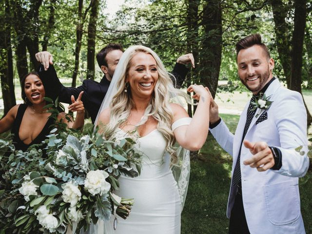 Chris and Taylor's Wedding in Vineland, New Jersey 18