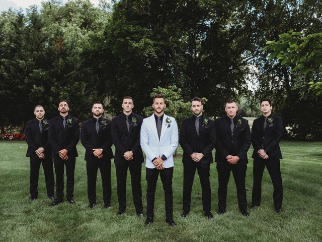 Chris and Taylor's Wedding in Vineland, New Jersey 20