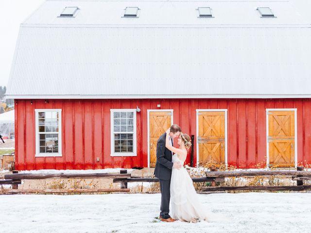 The wedding of Sarah and Dillon