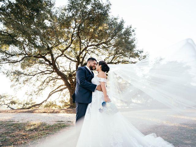The wedding of Marlee and Aaron