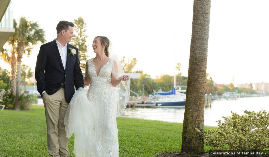 Ryan and Katelyn's Wedding in Saint Petersburg, Florida
