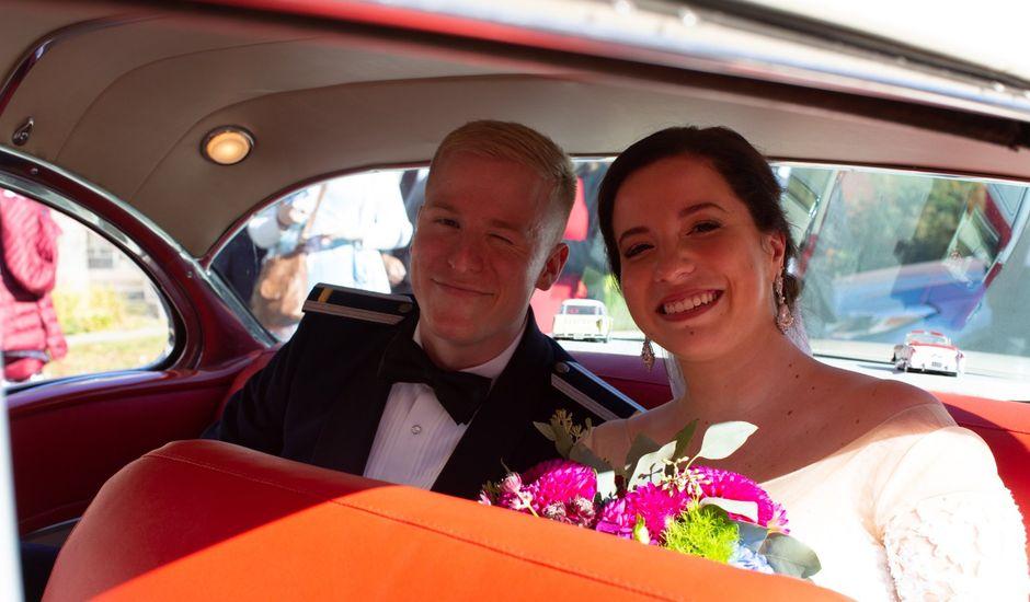 Scott and Brenna's Wedding in Portland, Maine