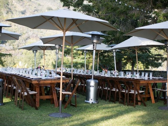 Ashley and Chris's Wedding in Big Sur, California 20