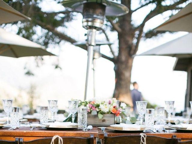 Ashley and Chris's Wedding in Big Sur, California 22