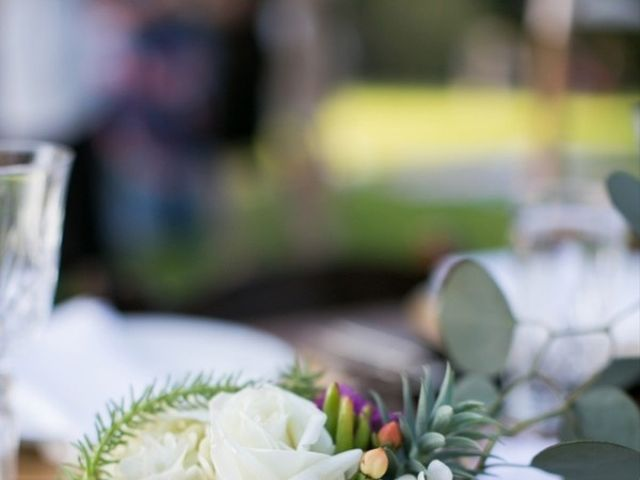 Ashley and Chris's Wedding in Big Sur, California 23