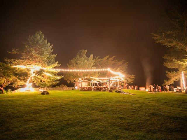 Ashley and Chris's Wedding in Big Sur, California 25
