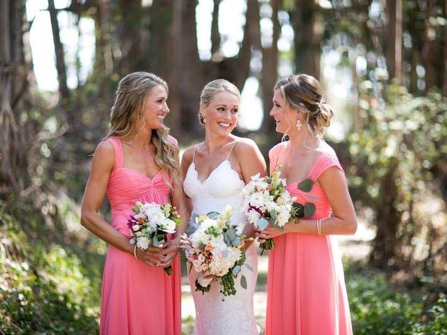 Ashley and Chris's Wedding in Big Sur, California 18