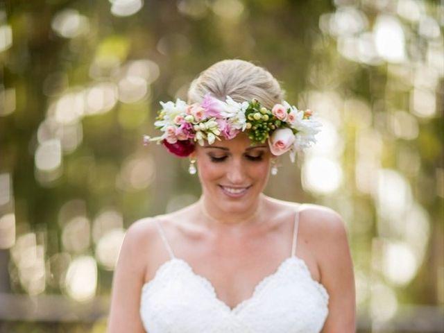 Ashley and Chris's Wedding in Big Sur, California 17