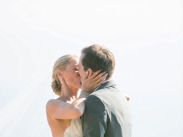 Ashley and Chris's Wedding in Big Sur, California 14