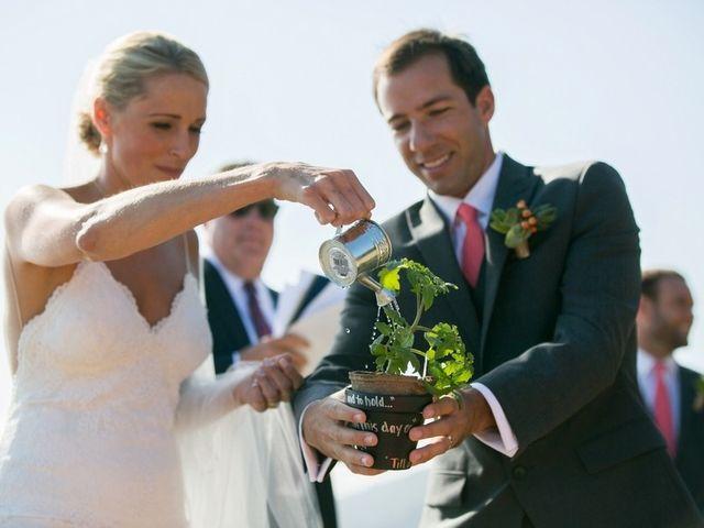 Ashley and Chris's Wedding in Big Sur, California 12