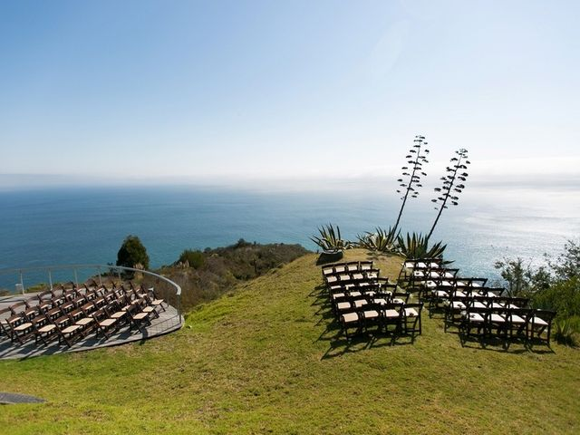 Ashley and Chris's Wedding in Big Sur, California 9