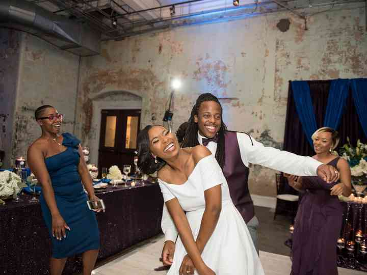 The wedding of Quan and Asia