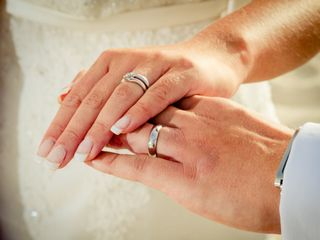 Matti and Charlotte's Wedding in Oranjestad, Aruba 7