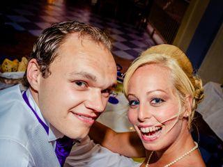 Matti and Charlotte's Wedding in Oranjestad, Aruba 14