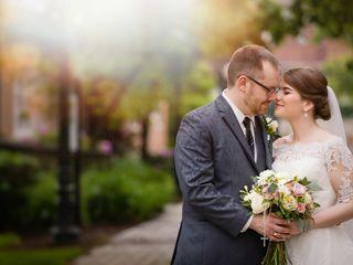 The wedding of Sarah and Ian
