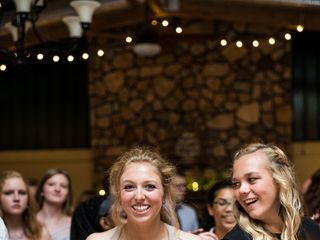The wedding of Keely and Seth 1