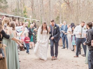 The wedding of Carlee and Alex 1