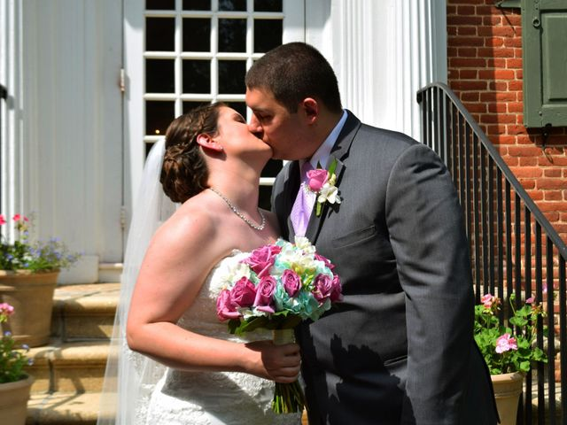 Kevin and Mary's Wedding in Smyrna, Delaware 6