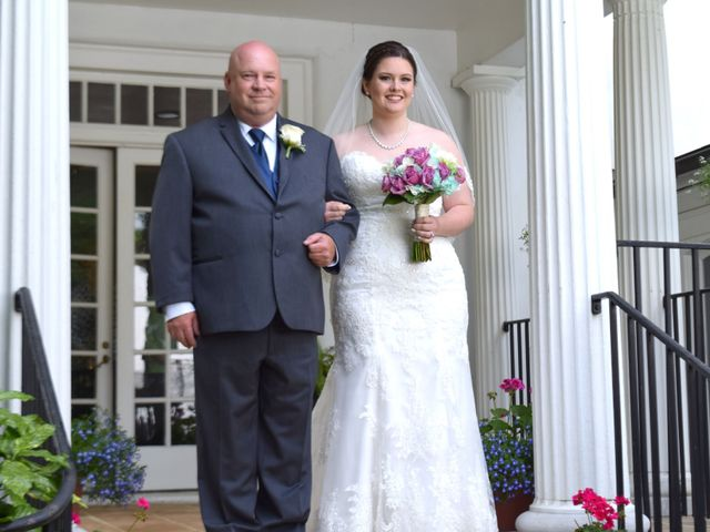 Kevin and Mary's Wedding in Smyrna, Delaware 9