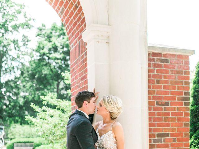Louis and Rebecca's Wedding in Lexington, Kentucky 25