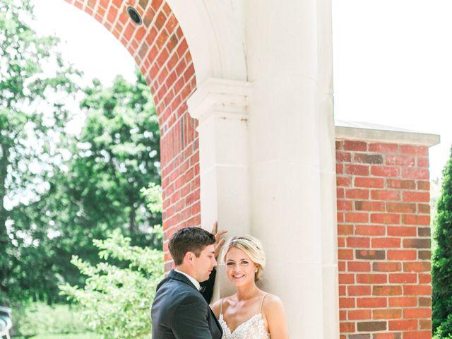 Louis and Rebecca's Wedding in Lexington, Kentucky 26