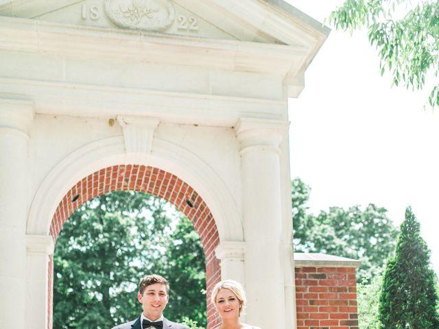 Louis and Rebecca's Wedding in Lexington, Kentucky 29