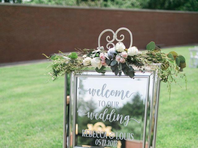 Louis and Rebecca's Wedding in Lexington, Kentucky 40