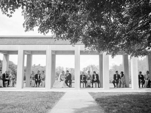 Louis and Rebecca's Wedding in Lexington, Kentucky 41