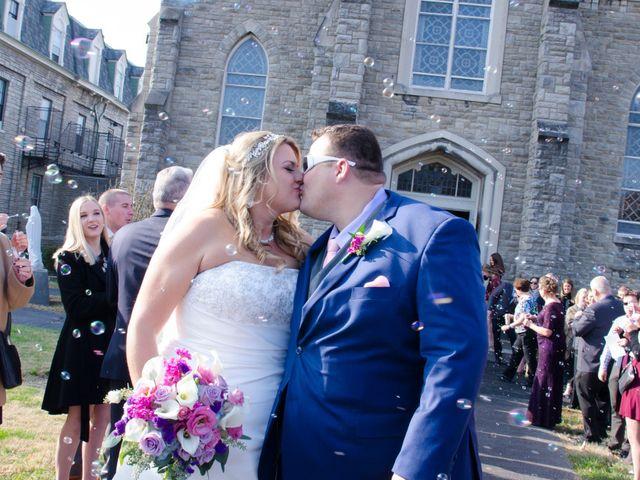 Travis and Kimberly's Wedding in Cincinnati, Ohio 1