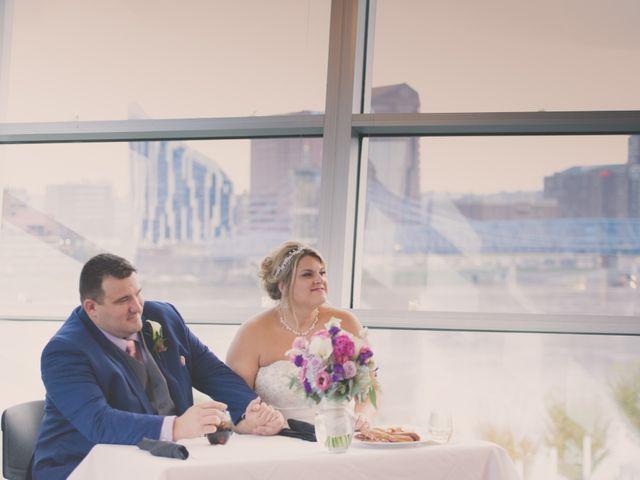 Travis and Kimberly's Wedding in Cincinnati, Ohio 2