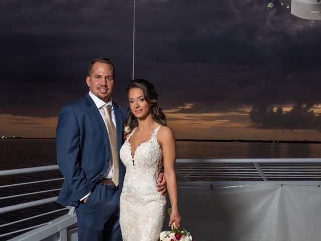 Chase and Jessica's Wedding in Tampa, Florida 1