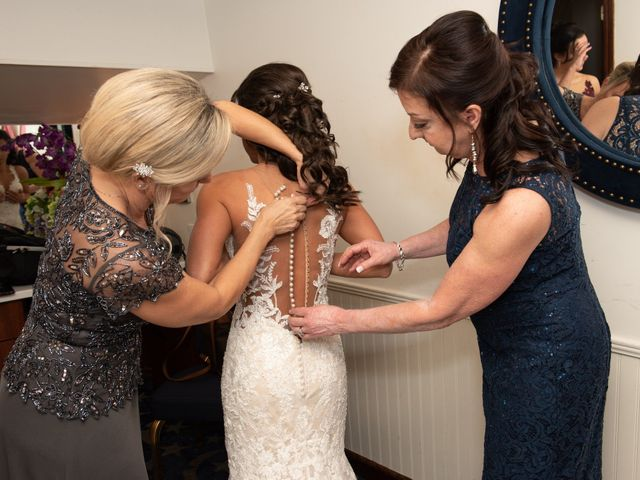 Chase and Jessica's Wedding in Tampa, Florida 8