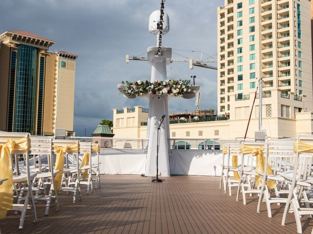 Chase and Jessica's Wedding in Tampa, Florida 10